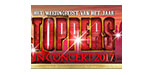 Toppers in Concert logo
