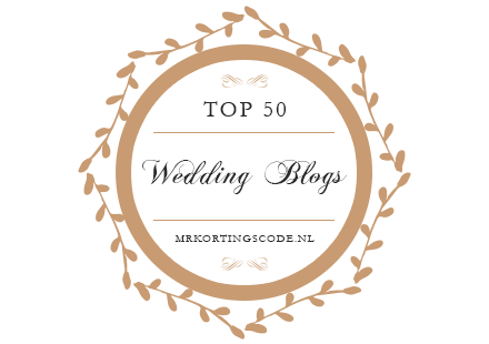 Banners for Top 50 Wedding Blogs
